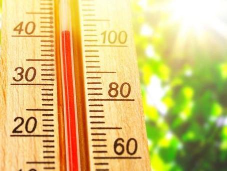 Prévisions saisonnières: Très chaud et parfois orageux pour la suite de votre été, changement de tem