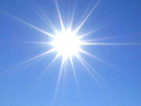 Une semaine chaude avec un pic de chaleur jeudi avant une possible dégradation orageuse vendredi !