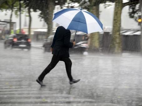 AUVERGNE/RHONE-ALPES : Une réouverture des terrasses sous les averses orageuses !