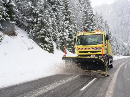 Arrivée de l'hiver ce week-end, de la neige attendue dès 700/800m, de la pluie et du froid en de
