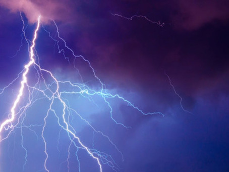 Météo: Attention risque d'orages parfois forts ce vendredi!
