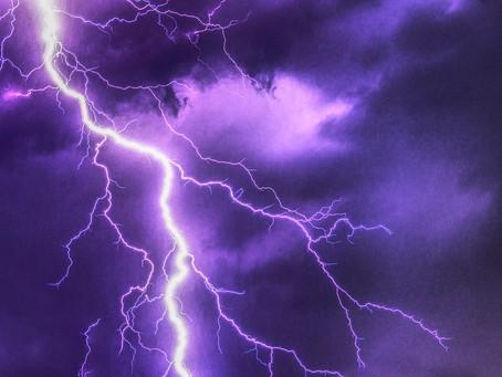 Une semaine prochaine lourde et orageuse !