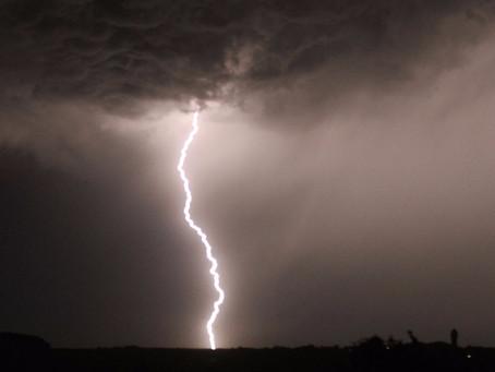 Météo: Communiqué spécial: Importante dégradation pluvieuse et orageuse et dégringolade des températ
