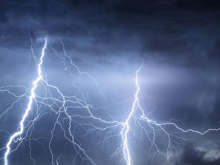 Auvergne: Retour des orages à partir de vendredi !