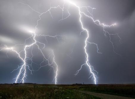 Importante dégradation orageuse ce vendredi en Auvergne !