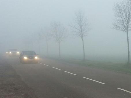 Retour du froid et du brouillard à partir de mardi avec la présence des hautes pressions !
