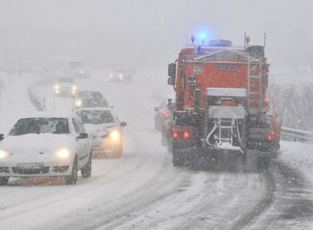 COMMUNIQUE SPÉCIAL : Neige à basse altitude sur le massif-Central, fortes pluies et risque d'ino