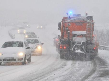 Rhône, Ain, nord-Isère, épisode neigeux conséquent entre ce samedi soir et dimanche matin !