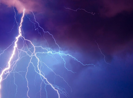 Dégradation orageuse généralisée ce mercredi, risque d'orages violents localisés avec grêle !