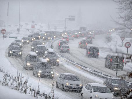 Froid et neige généralisé sur la région à partir de fin janvier ?