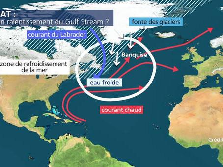 CLIMAT: Gulf Stream, la menace réelle venue des profondeurs!