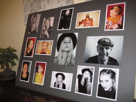 English Plus Photography course exhibiti