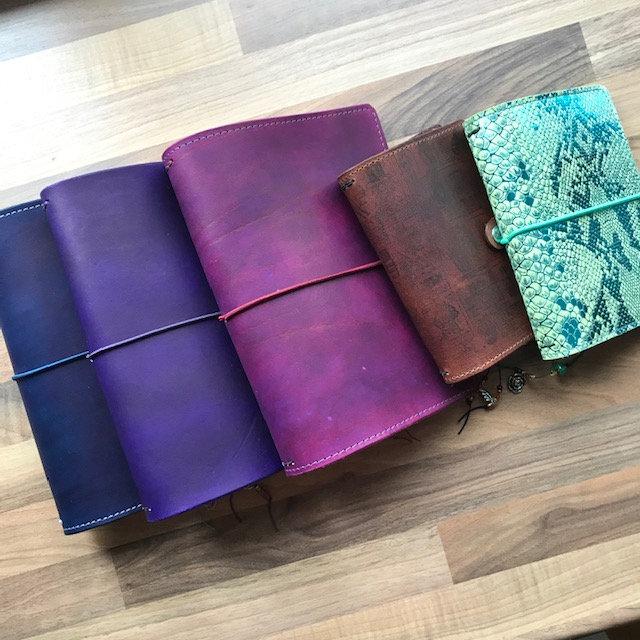 Workshop travellers notebook (A6)