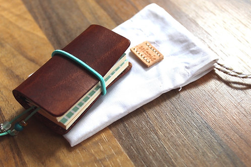 Tiny notebook