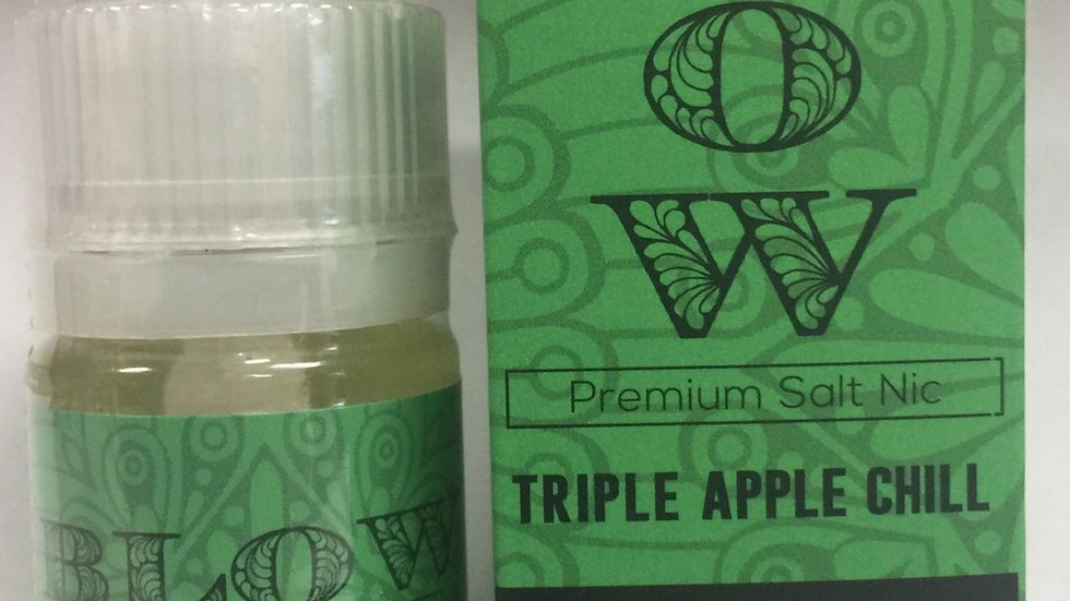 TRIPLE APPLE CHILL
