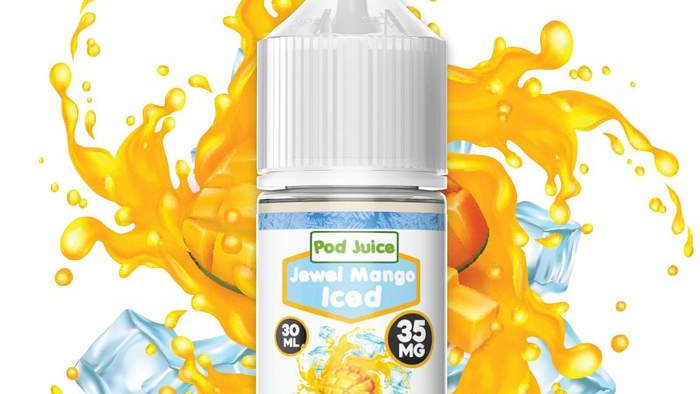 JEWEL MANGO ICED