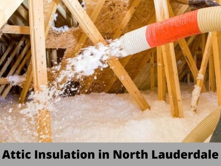Attic Insulation in Boca Raton