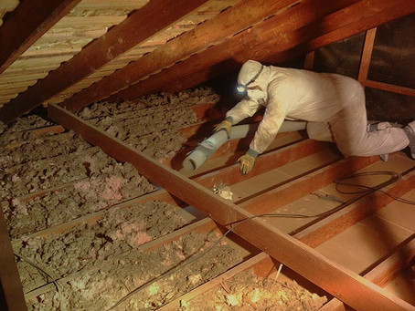 Attic Insulation Removal Services in South Florida