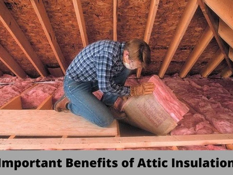 Important Benefits of Attic Insulation South Florida