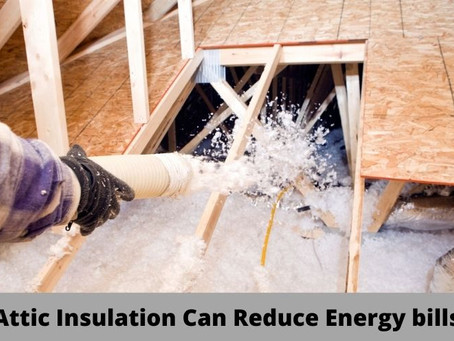 Attic Insulation Can Reduce Energy bills for Air Conditioning in your Hollywood Home