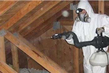 Attic Sanitation & Disinfectant Services in South Florida