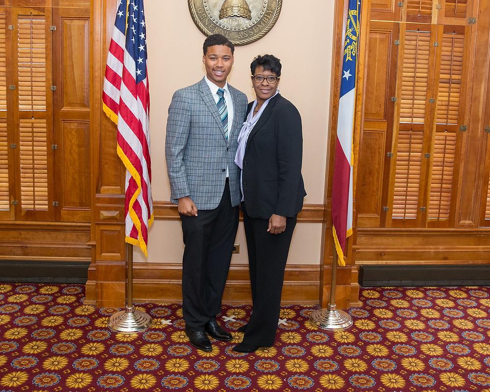 Representative Keisha Waites