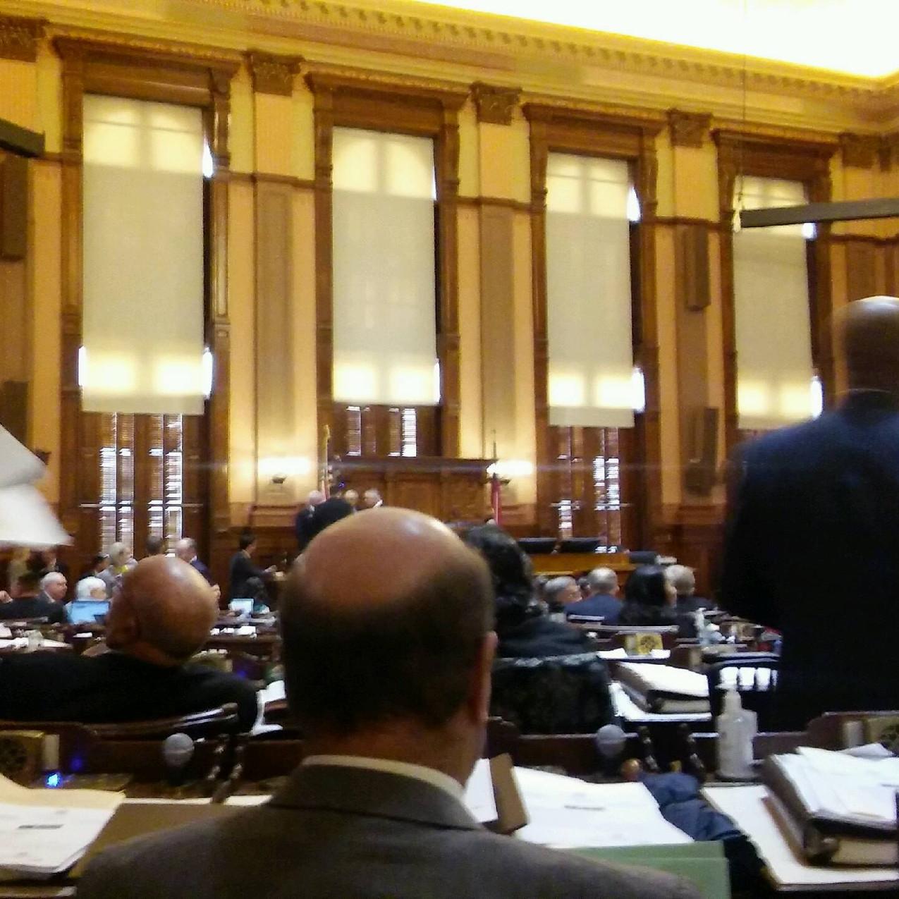Georgia House Feb. 22/17