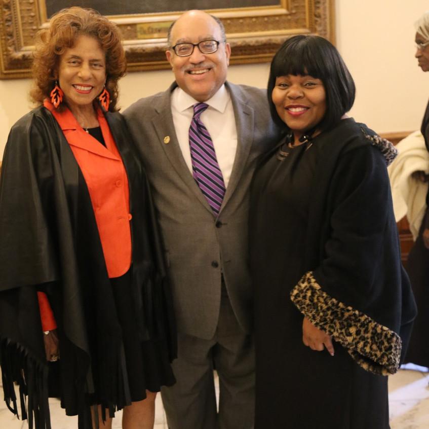Senator Fort & Wyatt/Dodson Family