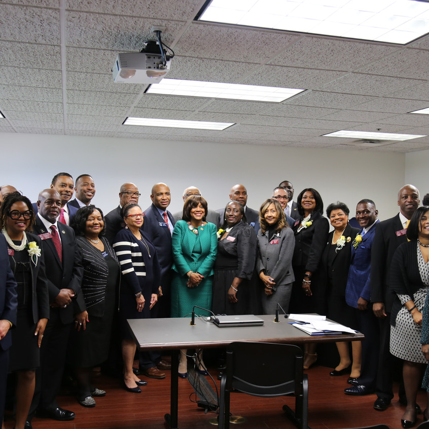 Georgia Black Legislative Caucus
