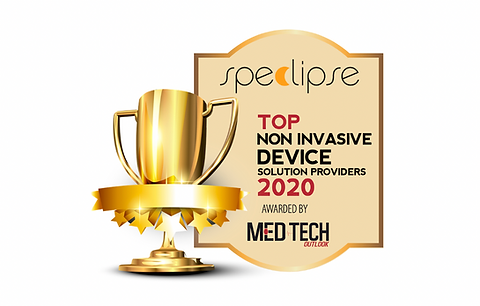 MEDTECH OUTLOOK Chose Speclipse as  2020 Top Non-Invasive device company