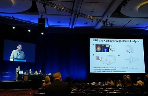 Speclipse Presented Spectra-Scope and its clinical efficacy at 39th ASLMS annual conference