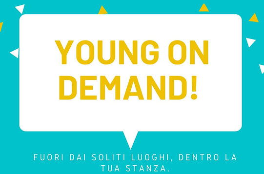 YOUNG ON DEMAND