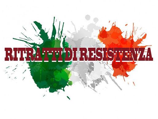 RITRATTI DI RESISTENZA