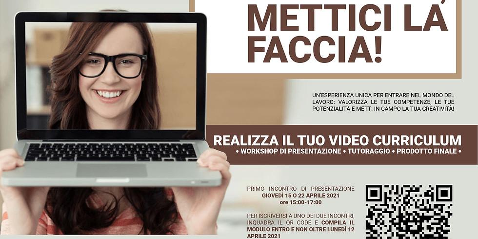 TROVA LAVORO, METTICI LA FACCIA - Gruppo 2