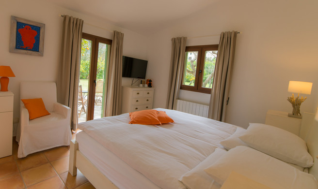 Superior Doppelzimmer Naranja FincaHotel Can Coll