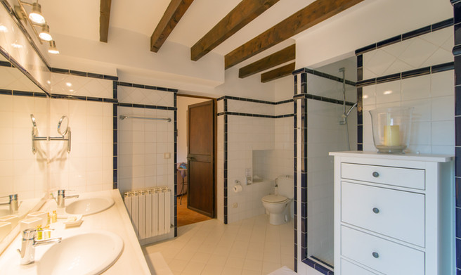 Doppelzimmer Lavanda FincaHotel Can Coll