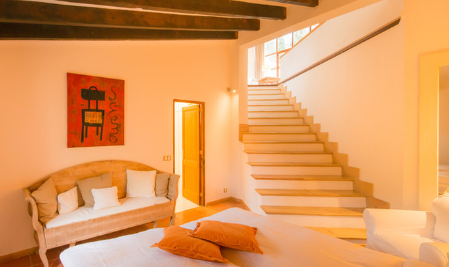 Junior Suite Melocoton FincaHotel Can Coll
