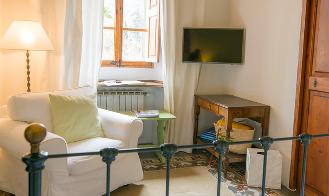 Doppelzimmer Uva FincaHotel Can Coll