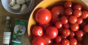 Tomater og turmad