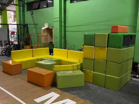 Donation of Kiddie Furnitures - Marilag