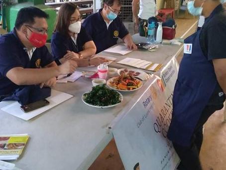 Quarantine Cookfest