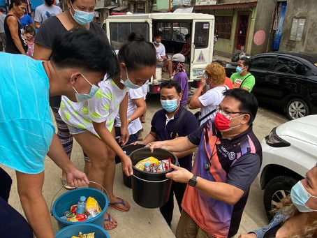 Relief Operations - Marikina