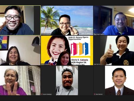 5th RCLH Board Meeting
