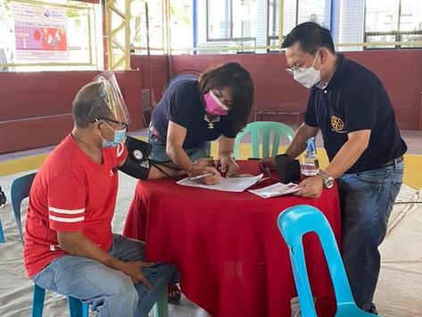 Laban sa Covid-19 ng Pilipinas - A Community Vaccination Drive