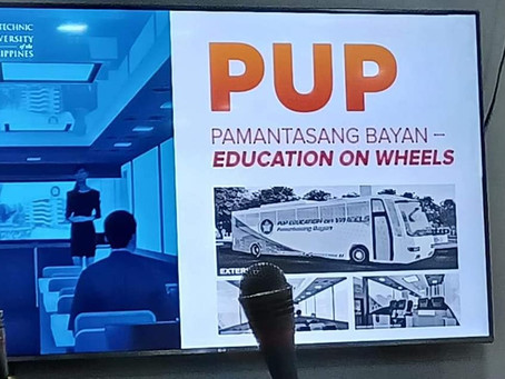 Meeting with PUP President