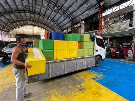 Donation of Kiddie Furnitures - Pansol