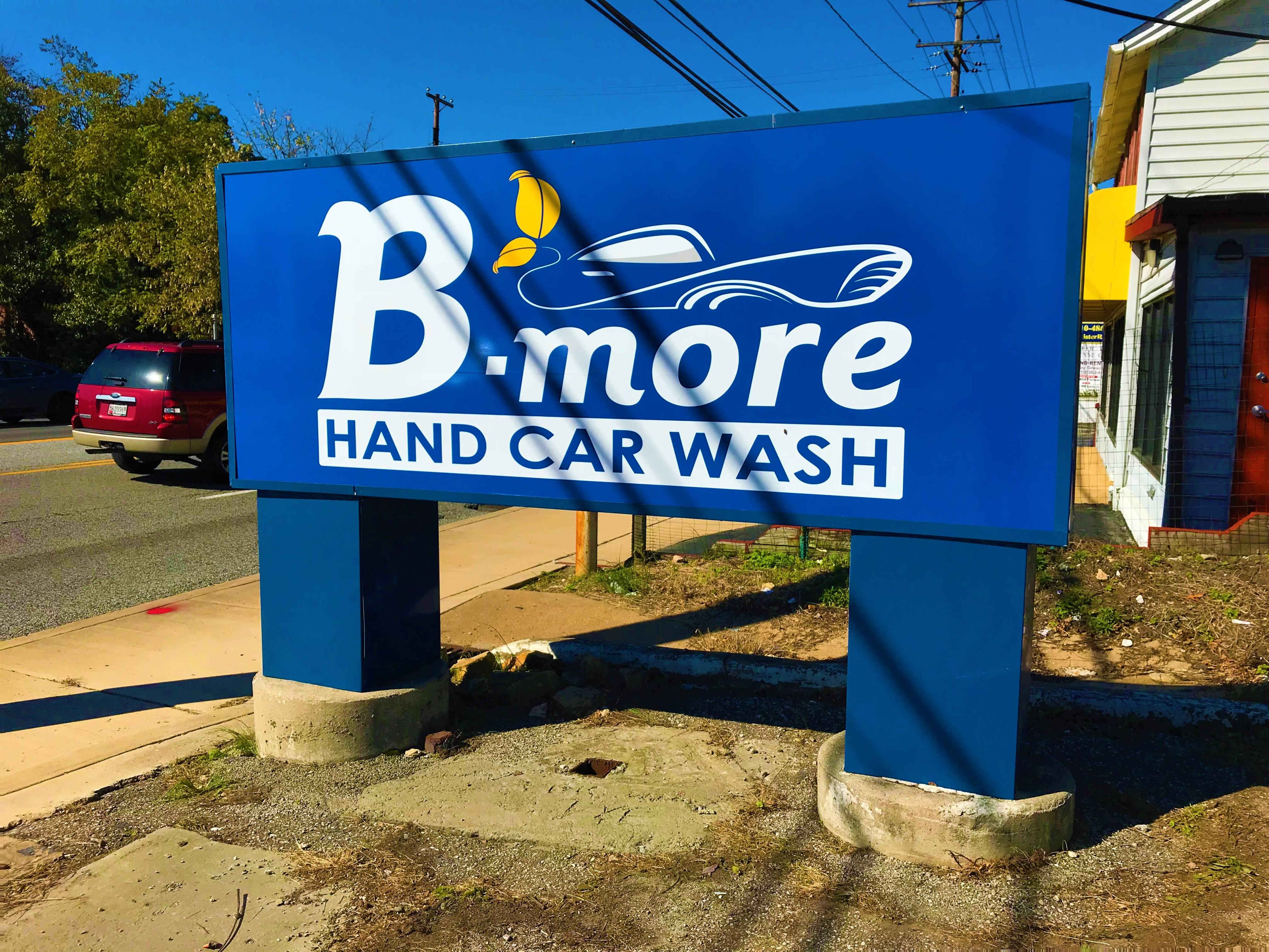 B'more Hand Car Wash