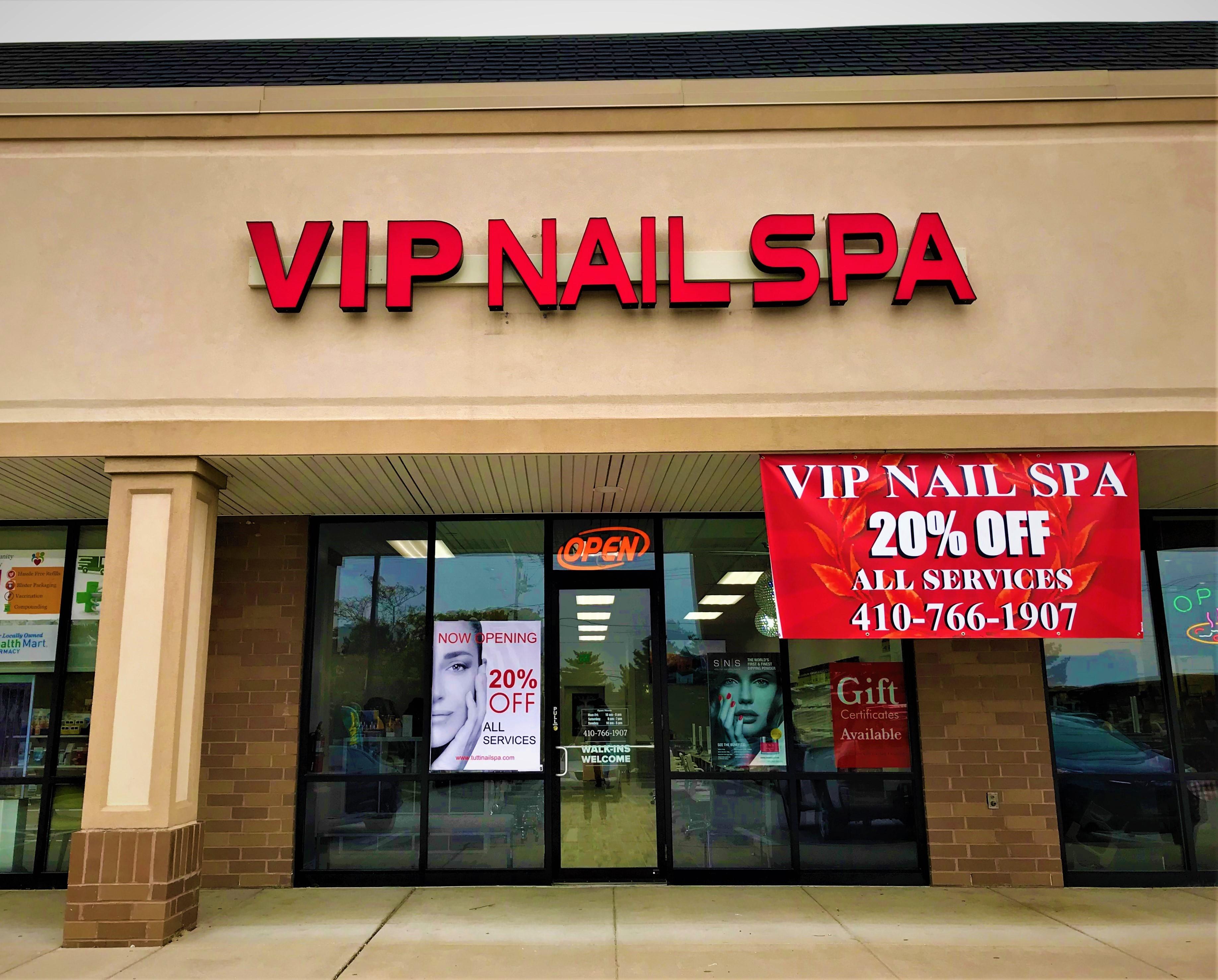 VIP Nail Spa