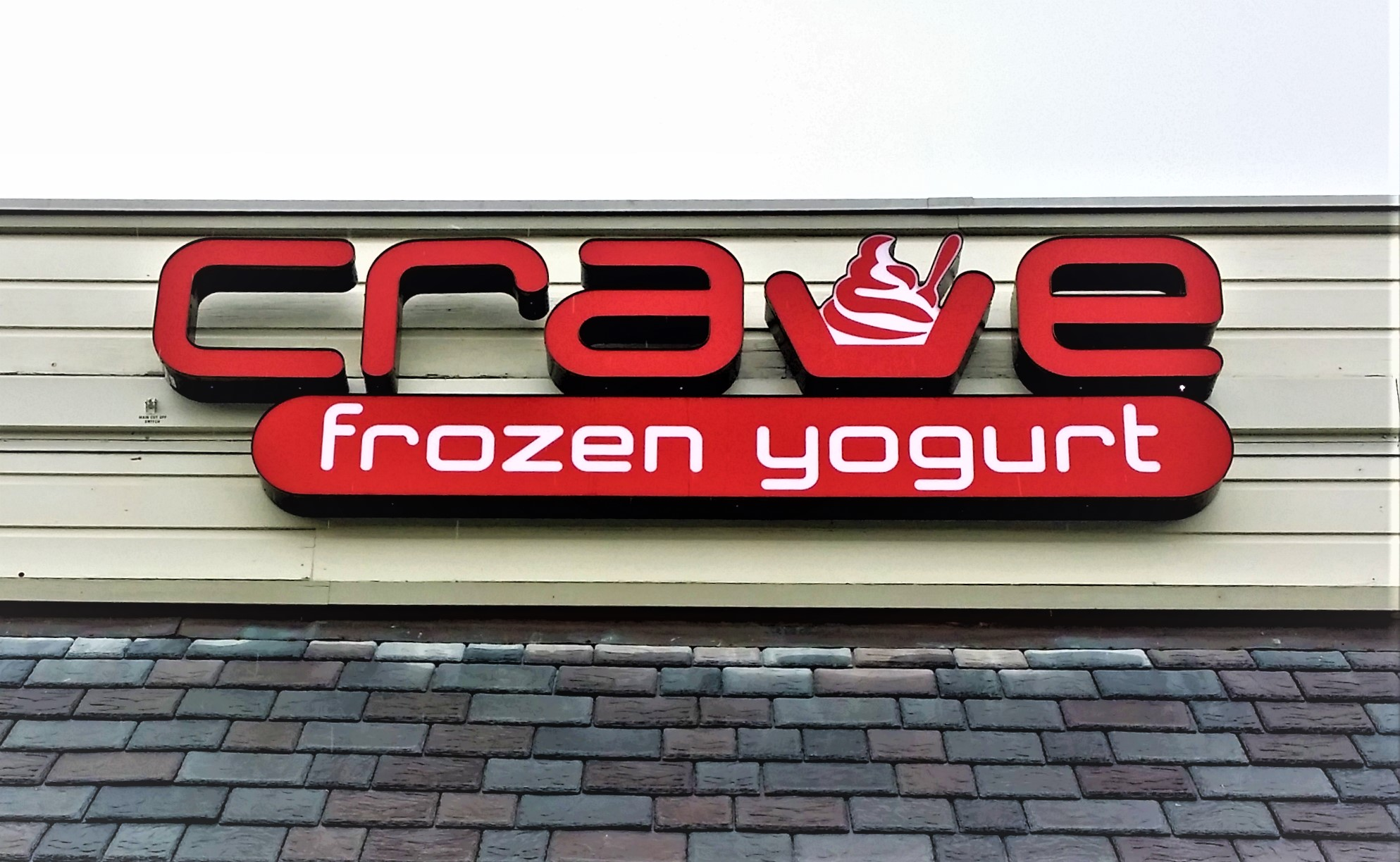 Crave Frozen Yogurt