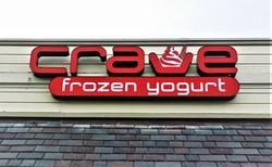 Crave Frozen Yogurt